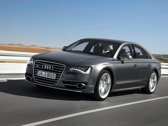 Trải nghiệm cùng Audi S8 phiên bản 2013 ảnh 7