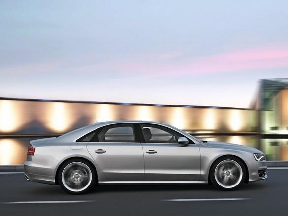 Trải nghiệm cùng Audi S8 phiên bản 2013 ảnh 6