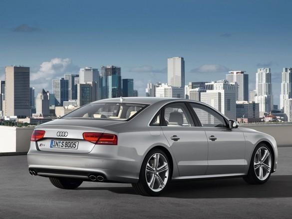 Trải nghiệm cùng Audi S8 phiên bản 2013 ảnh 5
