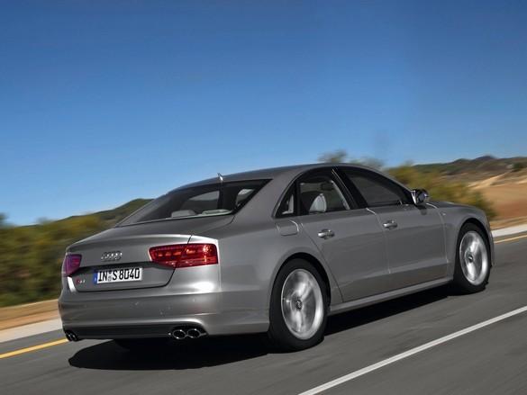 Trải nghiệm cùng Audi S8 phiên bản 2013 ảnh 4