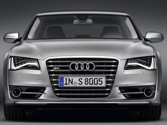 Trải nghiệm cùng Audi S8 phiên bản 2013 ảnh 3