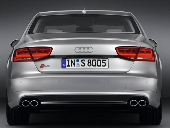 Trải nghiệm cùng Audi S8 phiên bản 2013 ảnh 2