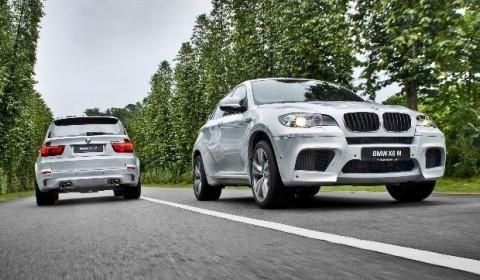 BMW Individual X5 M và X6 M chính thức có mặt tại châu Á ảnh 1