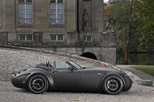 """Wiesmann MF5 V10 Black Bat - """"Bóng ma"""" màu xám ảnh 2"""