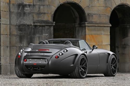 """Wiesmann MF5 V10 Black Bat - """"Bóng ma"""" màu xám ảnh 4"""