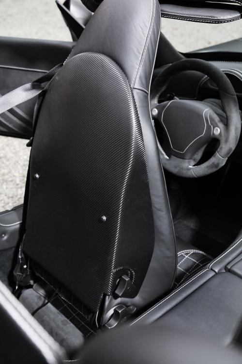 """Wiesmann MF5 V10 Black Bat - """"Bóng ma"""" màu xám ảnh 11"""