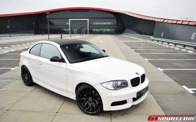 Cận cảnh BMW 135i ///MR Edition ảnh 3