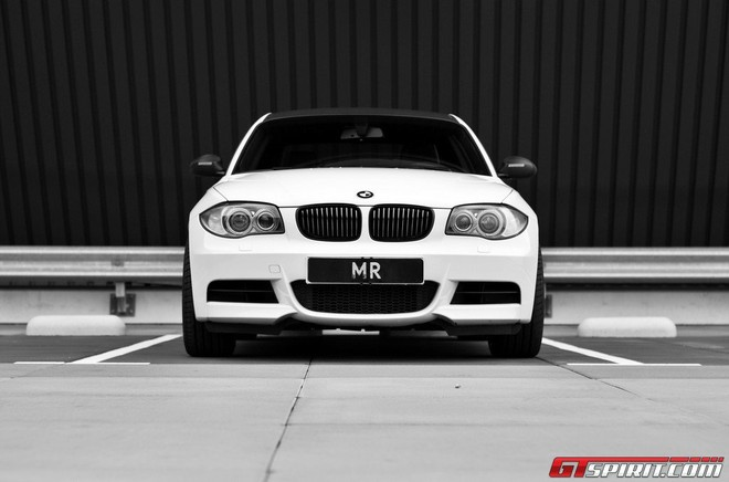 Cận cảnh BMW 135i ///MR Edition ảnh 6
