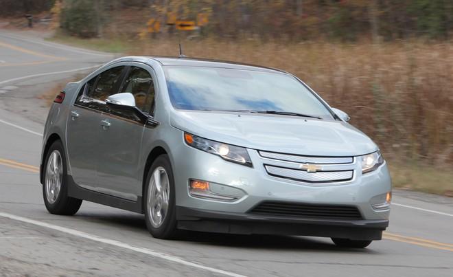 Xe Chevrolet Volt có nguy cơ cháy cao? ảnh 3