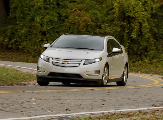 Xe Chevrolet Volt có nguy cơ cháy cao? ảnh 1