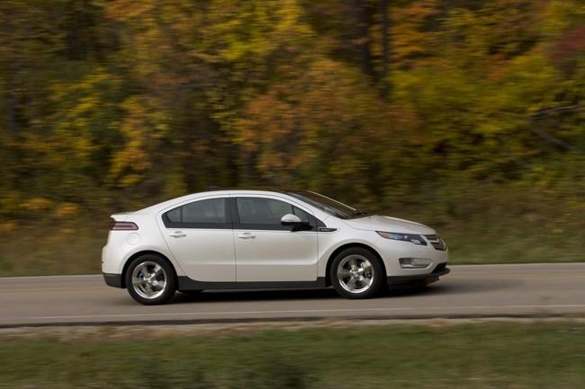 Xe Chevrolet Volt có nguy cơ cháy cao? ảnh 2