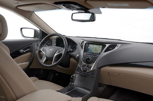 Đối thủ xứng tầm của Lexus ES - Hyundai Azera 2012 ảnh 8
