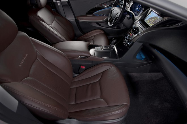 Đối thủ xứng tầm của Lexus ES - Hyundai Azera 2012 ảnh 9
