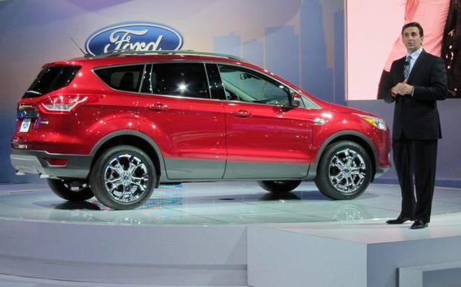 Ford Escape 2013: Diện mạo, công nghệ hoàn toàn mới ảnh 2