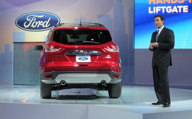 Ford Escape 2013: Diện mạo, công nghệ hoàn toàn mới ảnh 3
