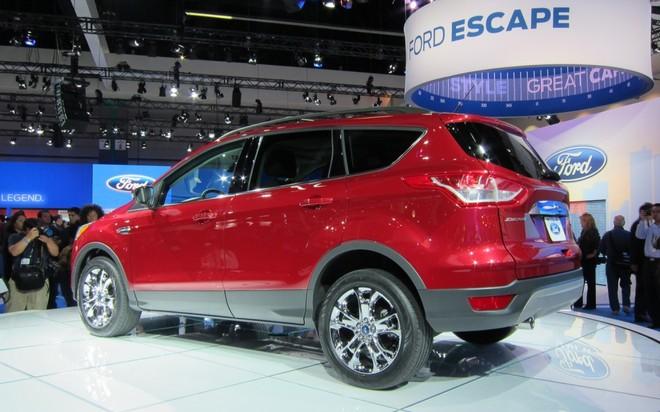 Ford Escape 2013: Diện mạo, công nghệ hoàn toàn mới ảnh 5