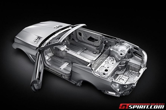 Mổ xẻ Mercedes-Benz SL-Class 2013 ảnh 1