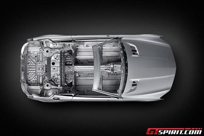 Mổ xẻ Mercedes-Benz SL-Class 2013 ảnh 3