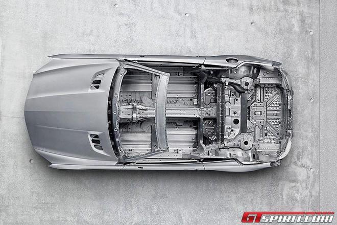 Mổ xẻ Mercedes-Benz SL-Class 2013 ảnh 5