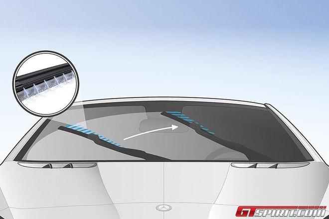Mổ xẻ Mercedes-Benz SL-Class 2013 ảnh 7
