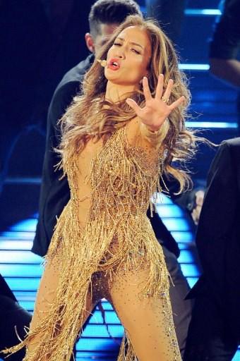 Ngắm dàn sao tại American Music Awards ảnh 1