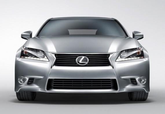 Lexus GS hybrid tấn công thị trường châu Âu ảnh 1