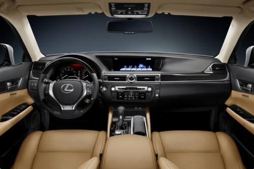Lexus GS hybrid tấn công thị trường châu Âu ảnh 2