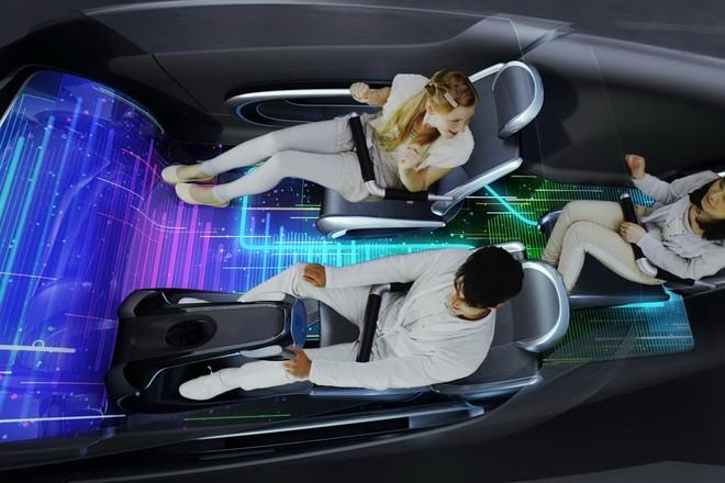 """Toyota Fun VII tương lai """"dế"""" và xế hộp là một ảnh 11"""