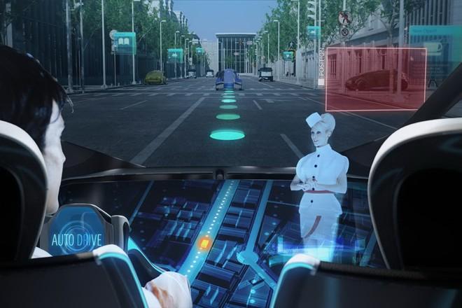 """Toyota Fun VII tương lai """"dế"""" và xế hộp là một ảnh 12"""