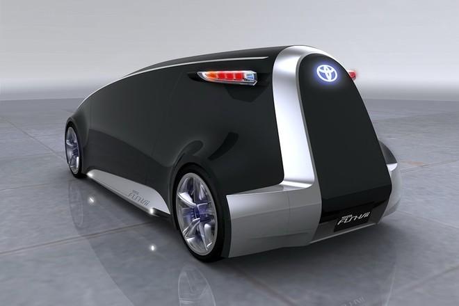 """Toyota Fun VII tương lai """"dế"""" và xế hộp là một ảnh 2"""