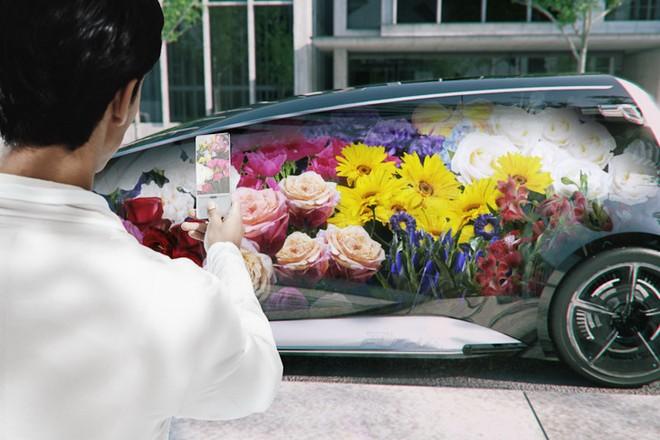"""Toyota Fun VII tương lai """"dế"""" và xế hộp là một ảnh 5"""