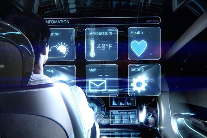 """Toyota Fun VII tương lai """"dế"""" và xế hộp là một ảnh 8"""