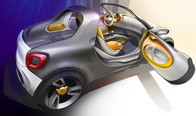 Smart For Us, đột phá mới trong dòng xe bán tải ảnh 2