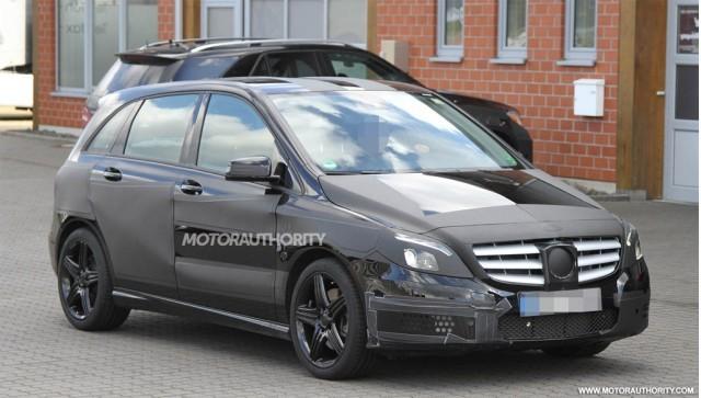 Sự thật về Mercedes Benz B-CLass ảnh 5