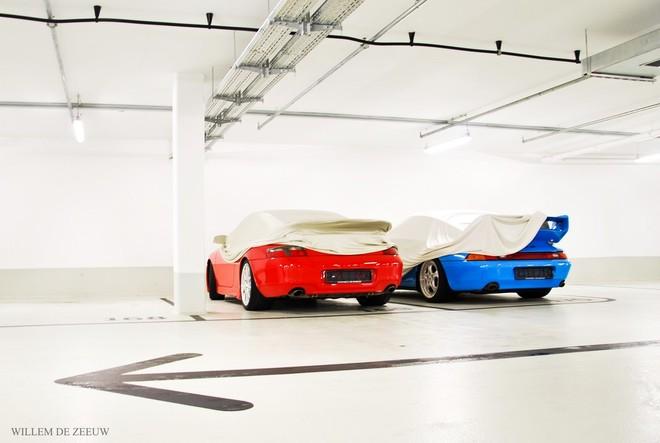 """""""Đột nhập"""" bảo tàng những chiếc """"tuyệt tác"""" của Porsche ảnh 4"""