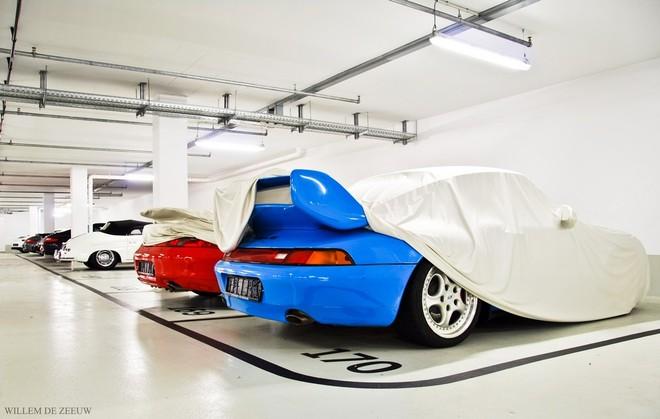 """""""Đột nhập"""" bảo tàng những chiếc """"tuyệt tác"""" của Porsche ảnh 5"""