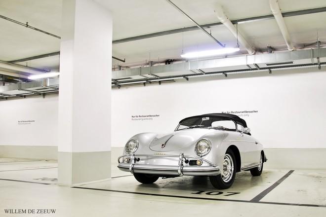 """""""Đột nhập"""" bảo tàng những chiếc """"tuyệt tác"""" của Porsche ảnh 6"""