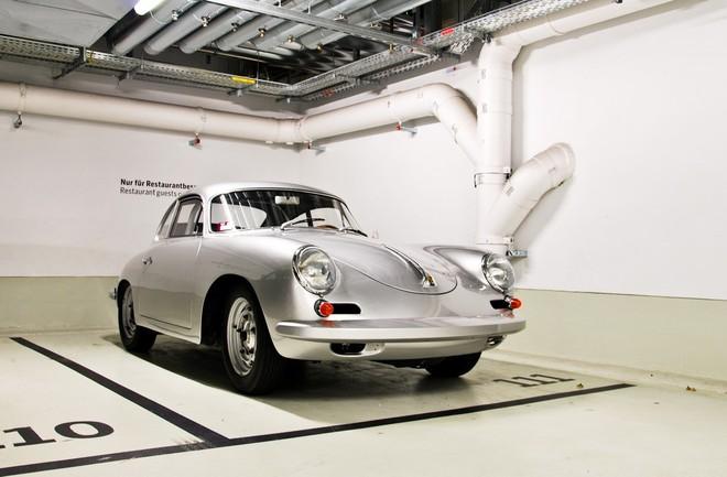 """""""Đột nhập"""" bảo tàng những chiếc """"tuyệt tác"""" của Porsche ảnh 7"""