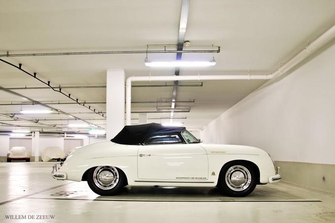"""""""Đột nhập"""" bảo tàng những chiếc """"tuyệt tác"""" của Porsche ảnh 9"""