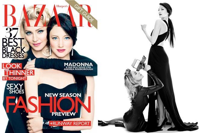 """Madonna bị """"lờ"""" tại vòng đua Oscar ảnh 1"""