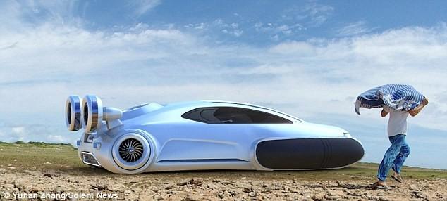"""Tương lai ô tô đa năng, """"chạy ngon"""" trên mọi địa hình ảnh 3"""