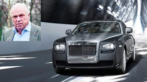 """Rolls-Royce Ghost - """"ác mộng"""" của """"vua bất động sản"""" Hà Lan ảnh 2"""