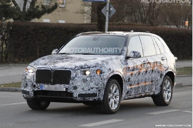 Đến lượt BMW X5 2014 lộ ảnh nóng ảnh 2