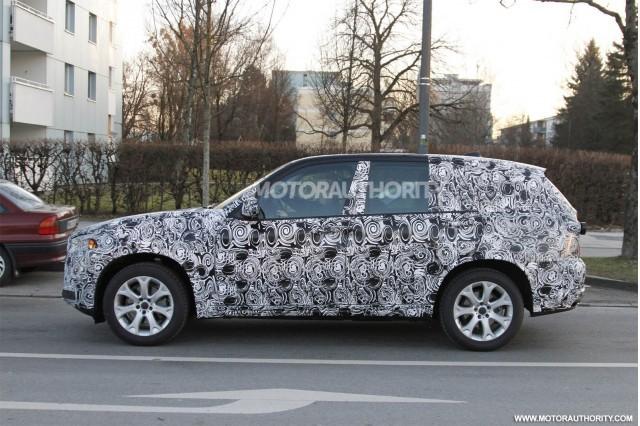 Đến lượt BMW X5 2014 lộ ảnh nóng ảnh 4