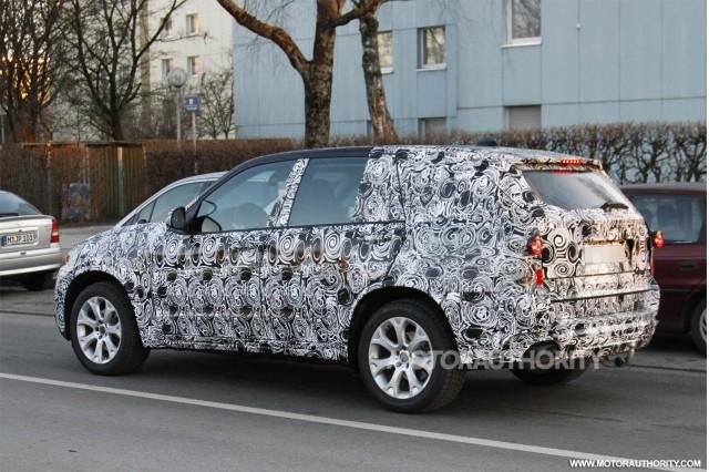 Đến lượt BMW X5 2014 lộ ảnh nóng ảnh 5