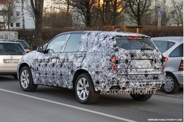 Đến lượt BMW X5 2014 lộ ảnh nóng ảnh 6