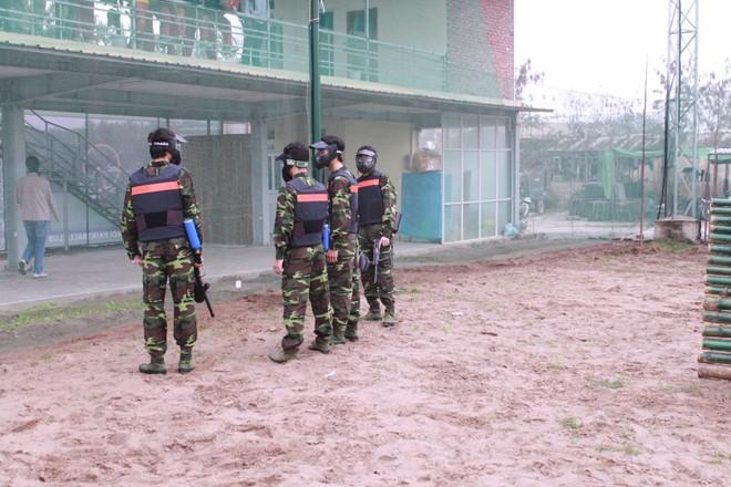 Súng sơn - trò chơi trận giả ra mắt ấn tượng tại Hà Nội ảnh 11