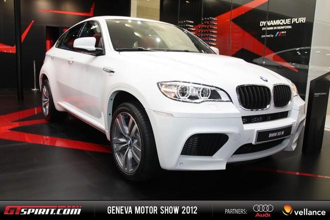 Cận cảnh BMW X6 M Facelift mới ảnh 1