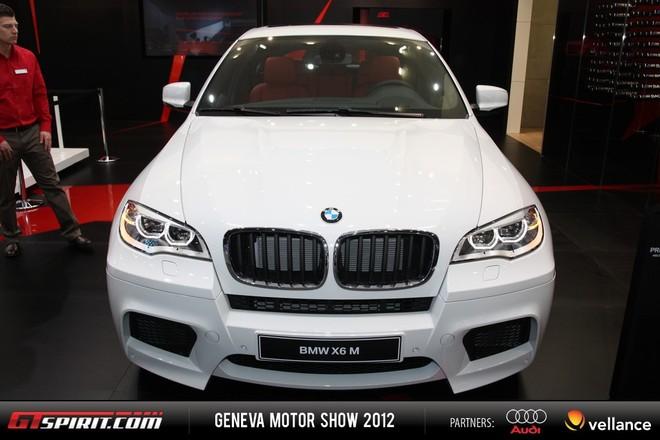 Cận cảnh BMW X6 M Facelift mới ảnh 3