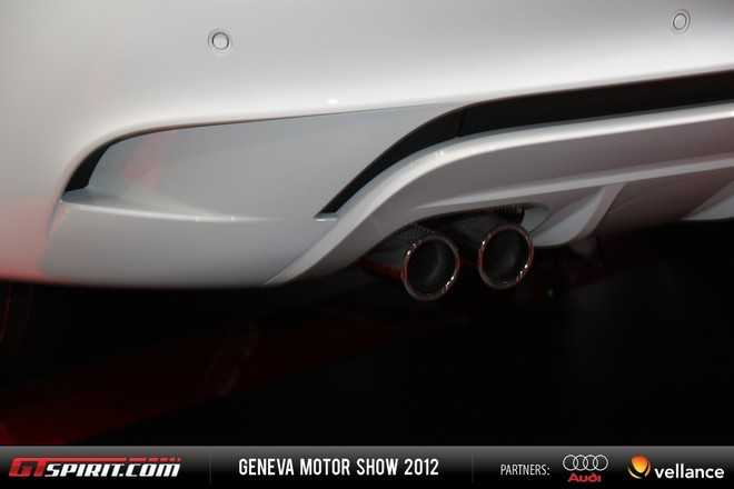 Cận cảnh BMW X6 M Facelift mới ảnh 5